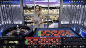 Roulette spelen live